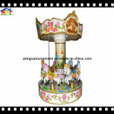 Волокно Glasses 6 Seat Carousel Horse для Children (CR0250-6)