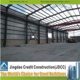 Almacén prefabricado de la fabricación y del acero estructural de Assembing