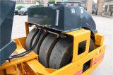 Compresor vibratorio de la placa del camino del neumático hidráulico de 8 toneladas (JM908H)