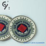 Fabrik gesticktes Änderung- am Objektprogrammhandgemachtes Stickerei-Abzeichen