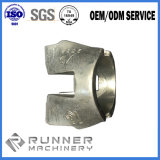 Kundenspezifischer CNC, der Teile CNC Bearbeitung-Aluminium-/Stahlblech-Metall stempelt