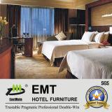 Ensemble de chambre à coucher chaud de double de meubles d'hôtel de vente (EMT-B1201)