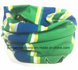 OEM 생성은 디자인에 의하여 인쇄된 선전용 폴리에스테 다중목적 Headscarf를 주문을 받아서 만들었다