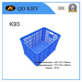 K93 Plastic Turnover Crate for Clothing