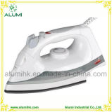 Hotel Electric Black Steam Iron com Teflon Soleplate