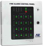 Zone conventionnelle du panneau 4 de signal d'incendie d'Asenware (AW-CFP2166-4)