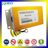 Lyx3-220 Three in Ein CCTV Signal Surge Protective Device Telefone Line Protection