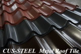 PPGI에 의하여 윤이 나는 강철 지붕 장 또는 색깔 강철 지붕 장