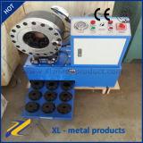 Máquina que prensa del manguito hidráulico inferior del precio