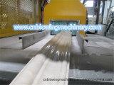 Cadena de producción de la hoja de la piedra del mármol del artículo del PVC