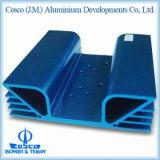Aluminiumkühlkörper Soem-Precison mit der Anodisierung