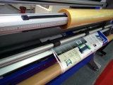 Laminador quente duplo ou superior do grande formato de Mefu de calor do rolo da imprensa para a estratificação da película do PVC