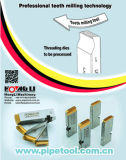 Tuyau Threading meurt avec la qualité pour machines à fileter tuyaux