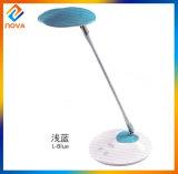 Lámpara de escritorio recargable del LED, interruptores del sensor con la luz del cargador del USB