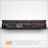 実験室のGruppen 4チャネルの可聴周波電力増幅器Fp10000q