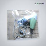 Wegwerf-PET Beutel-Reißverschluss-Verschluss-Plastiktasche
