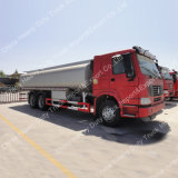 Sinotruck HOWO 6X4 10wheels 기름 또는 연료 유조 트럭