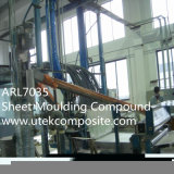 Arl7035 Composto de moldagem de folhas SMC para tanque de água