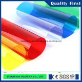 China Supplier 1mm Rigid Clear Plastic PVC Transparent Mat Sheet