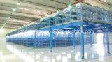 Heavy Duty Estructura de acero Plataforma Entresuelo de Depósito de almacenamiento