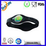 Heißes Leistung &Balance Silikonwristband-Armband (Farbe: bunt; Größe: M)