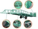Werkstatt-bewegliche Gabelstapler-Laden-Rampe