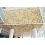 Анодированные листы алюминия/алюминиевых Perforated