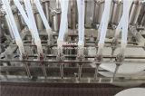 Máquina tampando de enchimento do xarope de vidro