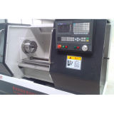Machine économique de tour de commande numérique par ordinateur de la Chine de vente chaude (CK6150T)