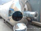 Sanitair Roestvrij staal die Mengt Tank met het Mengapparaat van de Schraper (ace-jbg-X5) verwarmen