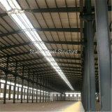 Construction pré manufacturée de structure métallique de fournisseur professionnel