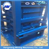 Máquina hidráulica vertical de la prensa, prensa eléctrica del papel usado (HW)