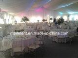 Barraca branca pura do forro para a venda por atacado de Tente do banquete dos casamentos