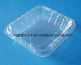 Contenitore impaccante impaccante della frutta della bolla della copertura superiore del contenitore di mirtillo di plastica di rettangolo 125 grammi