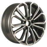 колесо реплики колеса сплава 17inch для венчика 2014 Тойота