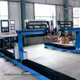 Sovrapposizione di CNC che salda la macchina utilizzata sulle fronti di taglio dura per il piatto resistente all'uso