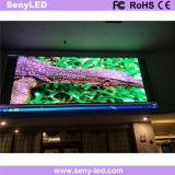 영상 성과를 위한 임대료 응용 P4mm LED 위원회