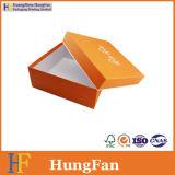 Коробки хранения бумаги упаковки твердого подарка упаковывая