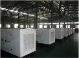 상업적인 사용을%s 100kw/125kVA Deutz 엔진 침묵하는 디젤 엔진 발전기