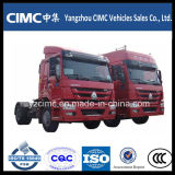 China HOWO 6X4 Tractor Trailer Head (ZZ4257V3247N1B)