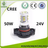 熱い販売のクリー族LED車ランプ12V-24V 50W