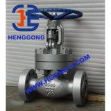 DIN/API de grote Klep van de Bol van de Olie van het Roestvrij staal van Wcb van de Hoge druk van de Grootte