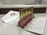 Batom líquido Matte Lipgloss impermeável 12PCS/Set da edição limitada de Kylie