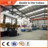 単一のコラムの精密CNCの縦の回転金属の旋盤機械価格