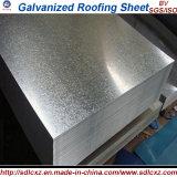 Bobine en acier galvanisée par acier principal en métal de matériau de construction