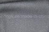 Tela de la tela cruzada T/R, sola tela aplicada con brocha echada a un lado, 63%Polyester 33%Rayon 4%Spandex, 260GSM