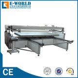 Equipamento de impressão de tela de vidro semiautomático