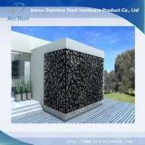 Strato perforato di alluminio per il singolo comitato di alluminio decorativo