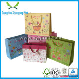 Sac à provisions de papier de qualité avec le traitement