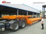 Schwere Ladungs-hydraulische Absinken-Plattform/Lowbed Schlussteil für LKW